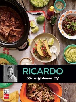 Livre: La mijoteuse #2 - Ricardo