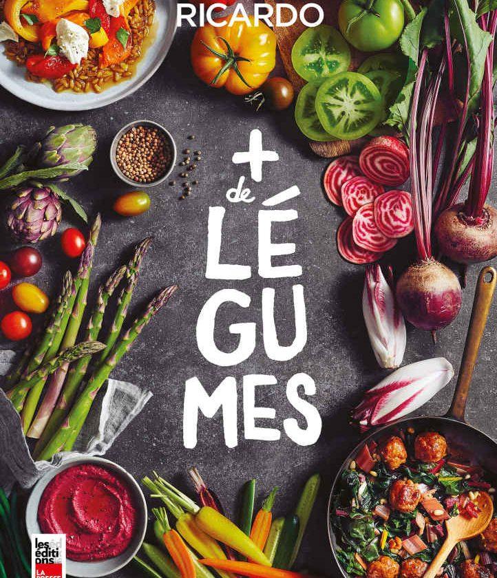 Plus de légumes - Ricardo