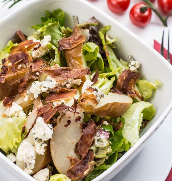 Vinaigrette pour salade césar
